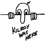 Kilroy wwII museums virginia