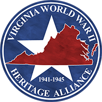 WWII Heritage Alliance logo Virginia Museums